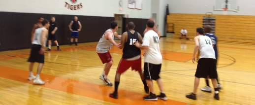 4 on 4 Basketball Tournament