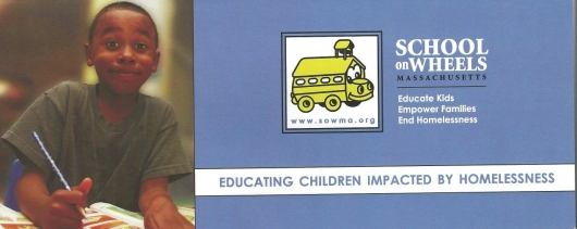 Honor a Teacher with a School on Wheels Tribute Card