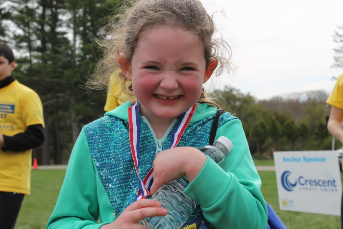 THANKS FOR OUTRUNNING HOMELESSNESS - April 29, 2017