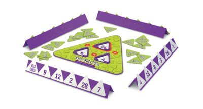 Tri-Facta Math Game