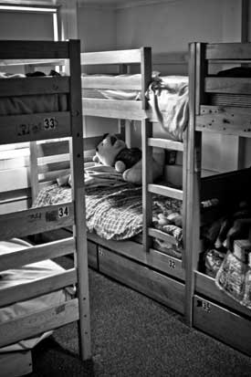 Dorm in Shelter